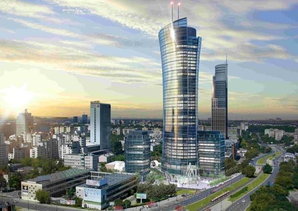 11. Warsaw Spire Warszawa